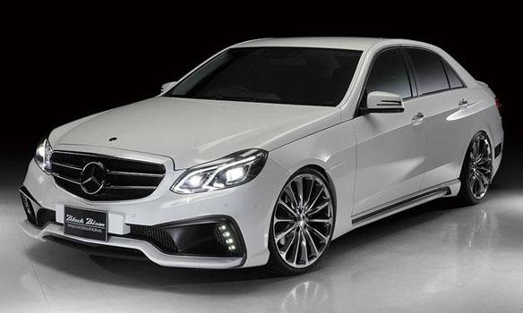 Обвес Wald для Mercedes-Benz E-Class (W212)