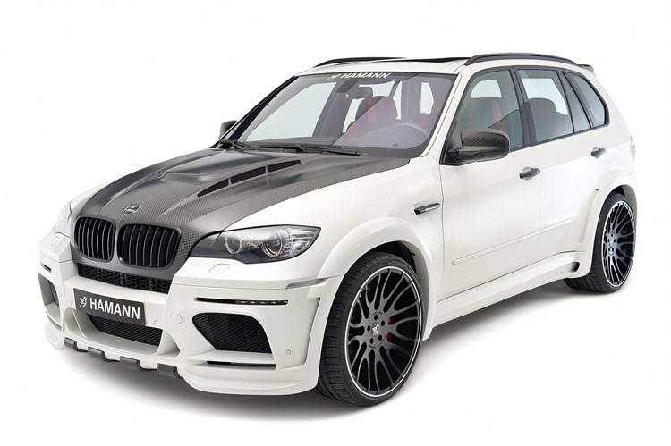 Обвес Hamann для BMW X5 (E70)