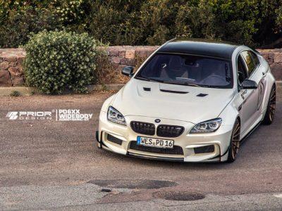 Обвес Prior Design для BMW 6 (F06)
