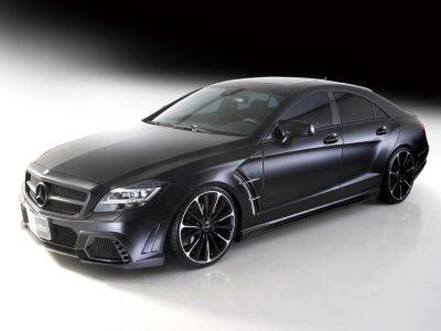 Обвес Wald Black Bison для Mercedes CLS W218