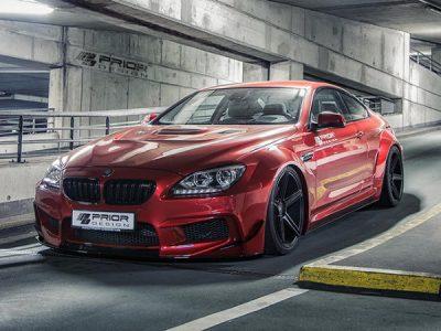 Комплект обвеса Prior Design для BMW 6 (F12)