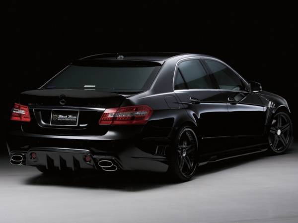 Комплект обвеса Wald для Mercedes-Benz E-Class (W212)