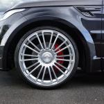 Обвес Mansory для Land Rover Sport