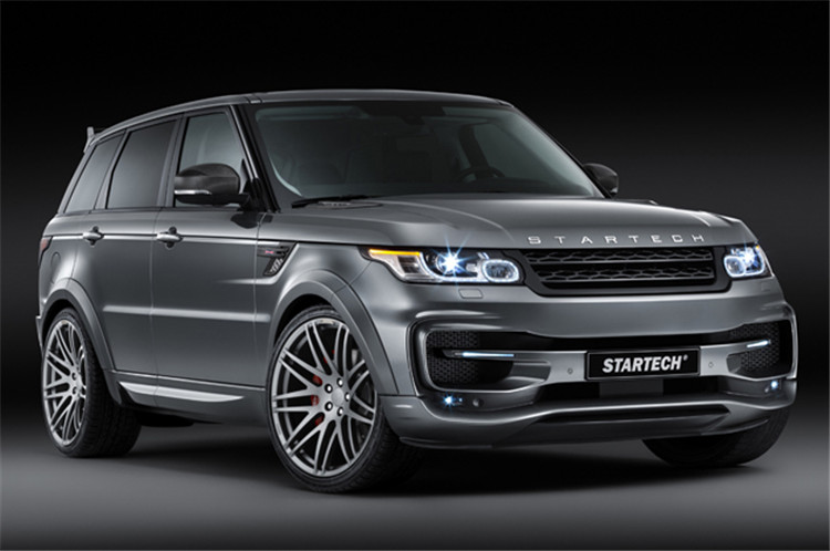 Комплект обвеса Startech для Range Rover Sport