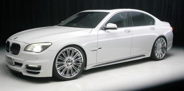 Комплект обвеса Wald для BMW 7 (F02)