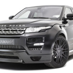 Комплект обвеса Hamann wide body для Land Rover Evoque