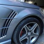 Пороги для Mercedes Benz C class W204