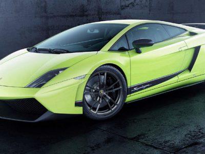 Комплект обвеса LP570 для Lamborghini Gallardo
