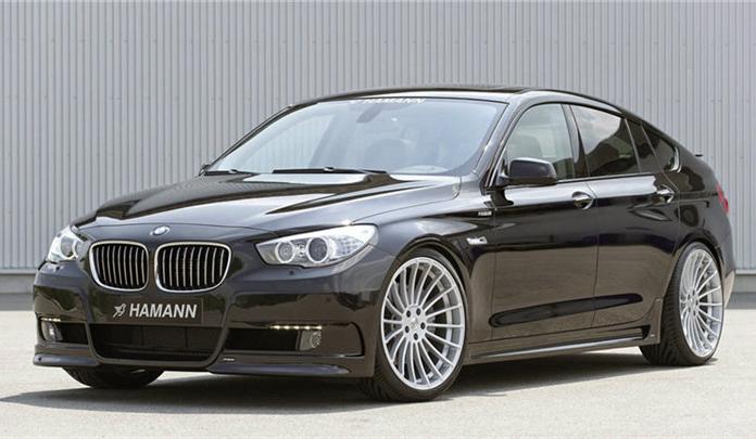 Комплект обвеса Hamann для BMW 5 GT