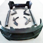 Комплект обвеса MET-R wide body для Porsche Cayenne 958 — 4