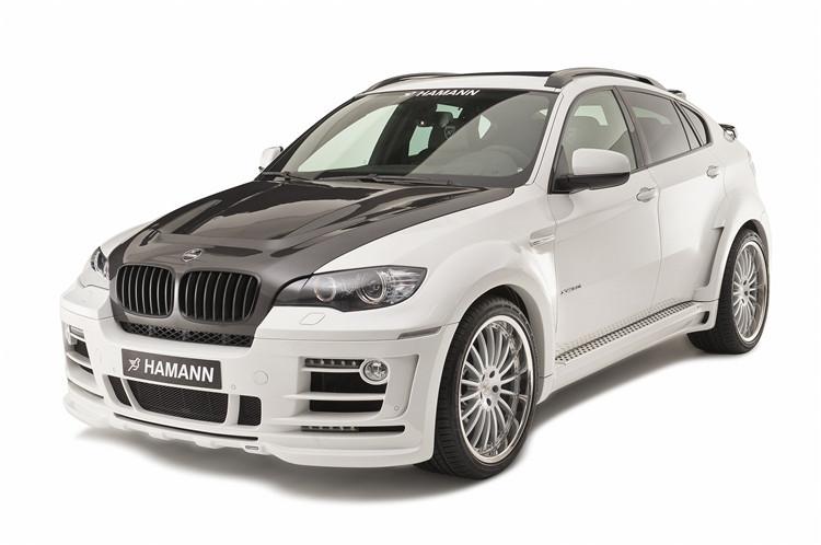Обвес Hamann wide body для BMW X6 E71