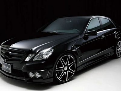 Комплект обвеса Wald для Mercedes Benz E class 4 door W212
