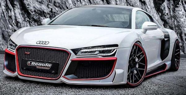 Обвес Regula для Audi R8
