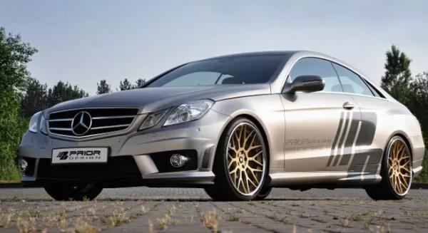Обвес Prior Design для Mercedes Benz E class 2 door W207