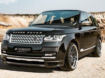 Комплект обвеса Hamann small для Land Rover Vogue