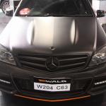 Передний бампер для Mercedes Benz C class W204