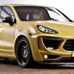 MET-R wide body для Porsche Cayenne 958