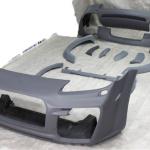 Обвес Techart wide body для Porsche Cayenne 957 — 3