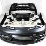 Обвес Hamann для Porsche Panamera 970