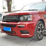 Обвес Hamann narrow для Land Rover Sport