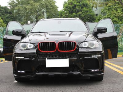 Обвес Hamann EVO wide body для BMW X6 E71