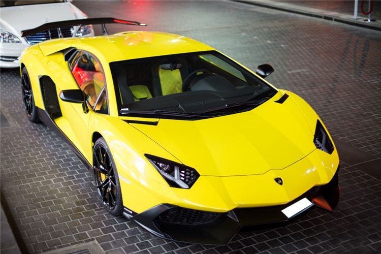 Комплект обвеса LP720 для Lamborghini LP700
