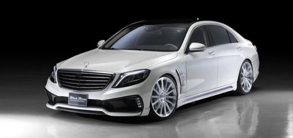 Комплект обвеса Wald для Mercedes Benz S class W222