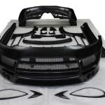 Обвес Lumma wide body для Porsche Cayenne 958