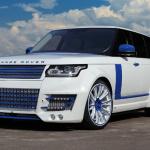 Land Rover Vouge