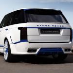 Land Rover Vouge — 2