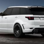 Обвес Lumma для Land Rover Sport — 2