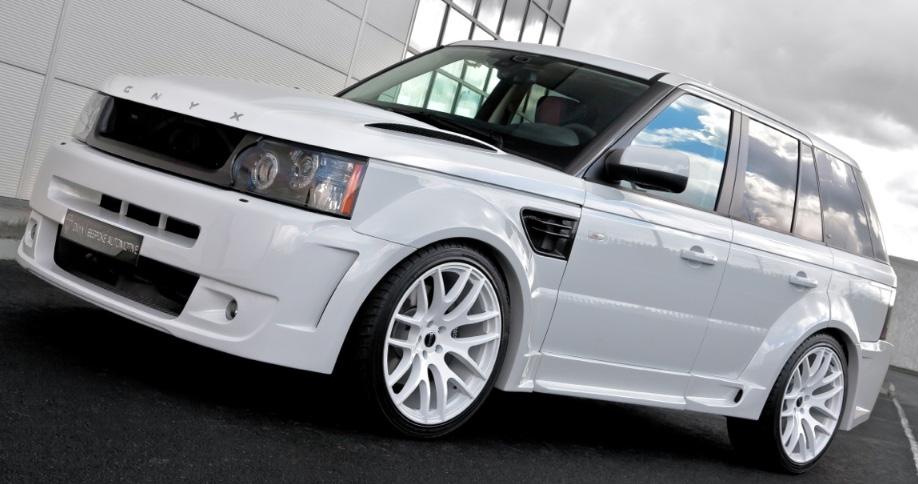 Комплект обвеса ONYX wide body для Land Rover Sport
