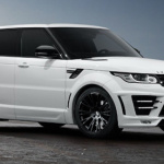 Обвес Lumma для Land Rover Sport