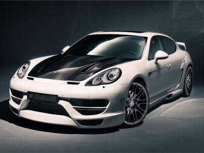 Обвес Hamann wide body для Porsche Panamera 970