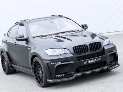 Обвес Hamann wide body для BMW X6M E71