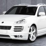 Обвес Techart wide body для Porsche Cayenne 957
