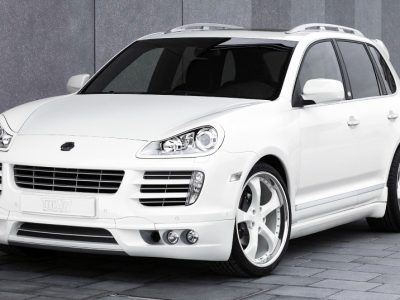 Обвес Techart wide body для Porsche Cayenne 957