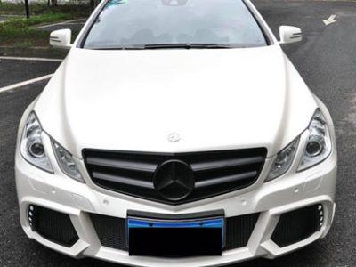 Комплект обвеса Wald для Mercedes Benz E class 2 door W207