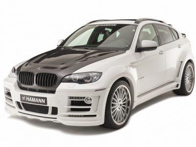 Комплект обвеса Hamann narrow body для BMW X6 E71
