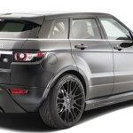 Комплект обвеса Hamann wide body для Land Rover Evoque — 2