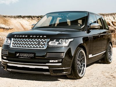 Комплект обвеса Hamann small для Land Rover Vogue