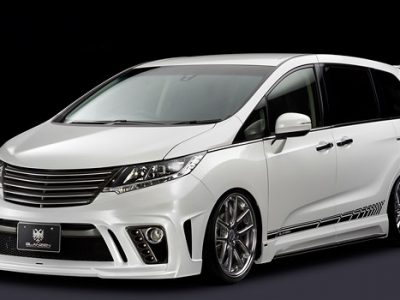 Комплект обвеса Glanzen Silkbiaze для Honda Oddesy
