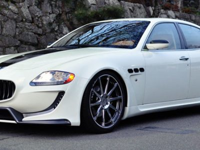 Комплект обвеса Fairy Design для Maserati Quattroporte