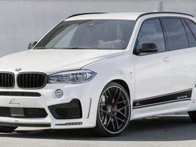 Комплект обвеса Lumma для BMW X5 F15