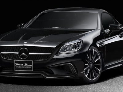 Обвес Wald для Mercedes Benz SLK R172