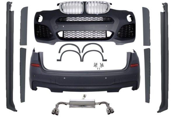 Комплект обвеса BMW X3 F25 (2014-up) M-Design
