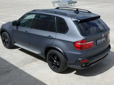 Боковые пороги/подножки BMW X5 E70 (2007-Up)