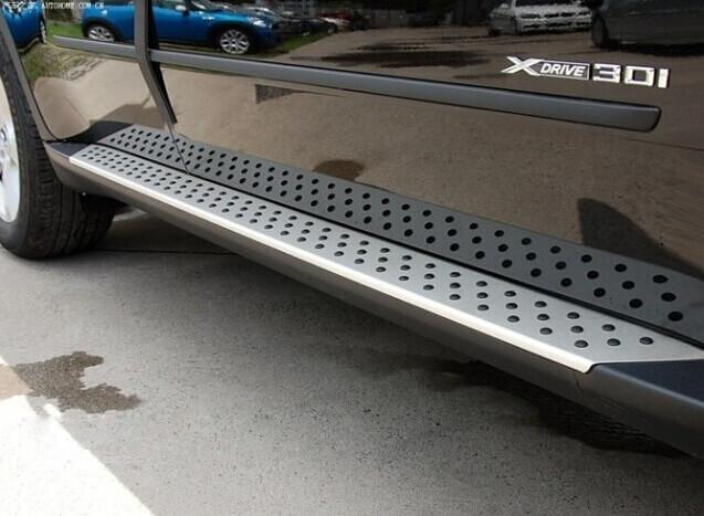 Подножки боковые для BMW X6 E71/E72 (2008-2014)