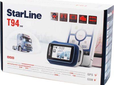 Автосигнализация Starline T94