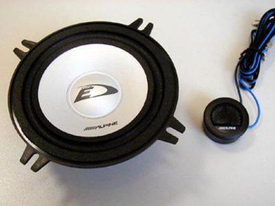 Акустическая система Alpine SXE-1350S